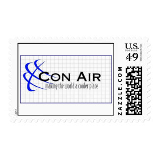 Con Air postage stamp