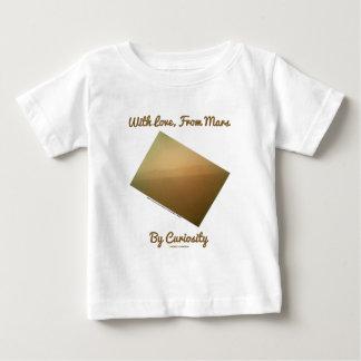 Con amor, de Marte por la curiosidad (paisaje de Camisetas