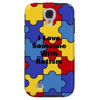 Con el autismo (personalizable)