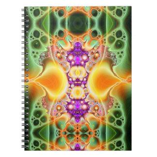Con el cuaderno 3 del encantamiento V del Sprite