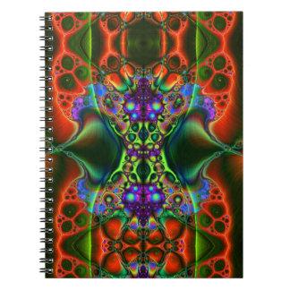 Con el cuaderno 4 del encantamiento V del Sprite