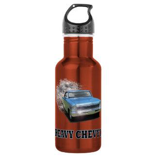 con el diseño pesado de Chevy II
