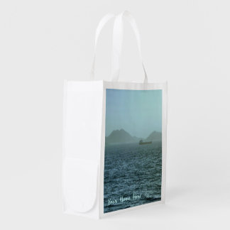 Con el personalizado de la niebla bolsa de la compra