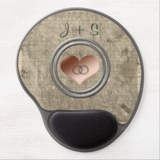 Con este anillo… alfombrillas de raton con gel
