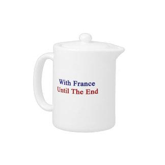 Con Francia hasta el extremo