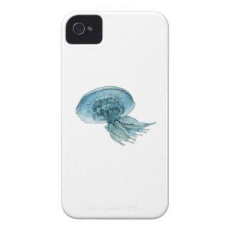 CON LA CORRIENTE Case-Mate iPhone 4 FUNDA