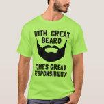 con la gran barba viene la gran responsabilidad playera