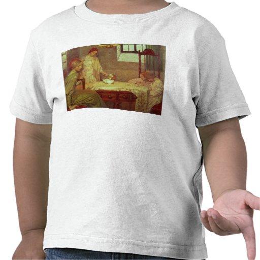Con la profundidad del invierno camiseta