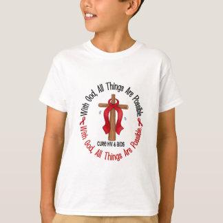 CON las camisetas y los regalos del SIDA/VIH de la