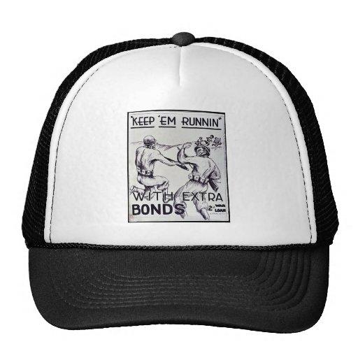 Con los enlaces adicionales gorras de camionero