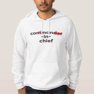 Con Man In Chief Hoodie