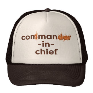 Con Man In Chief Trucker Hat