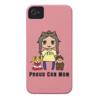 Con Mom Case-Mate iPhone 4 Cases
