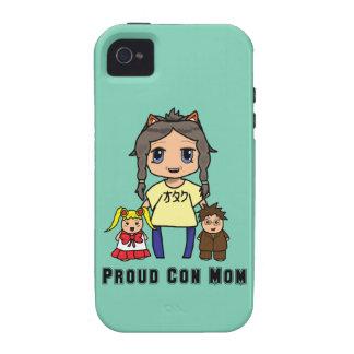Con Mom Case-Mate iPhone 4 Case