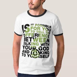 Con quién es usted que habla camisas