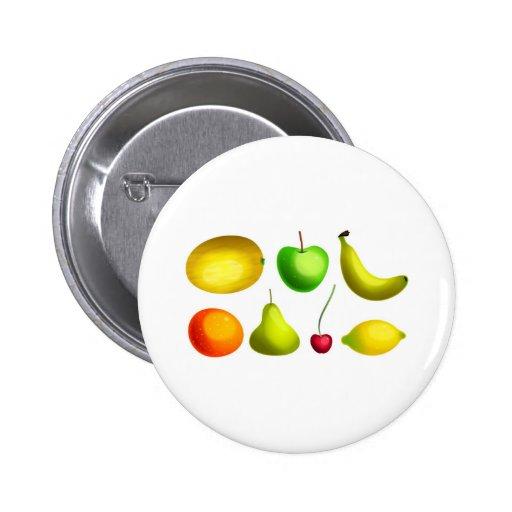 Con sabor a fruta pin