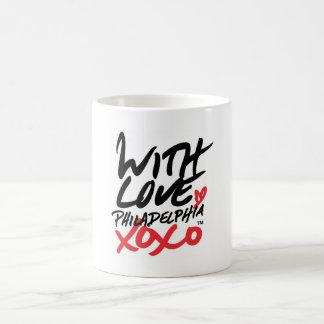 """""""Con taza de café del amor"""""""