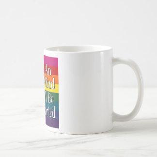 Con una mente abierta usted será Hearted abierto Taza De Café