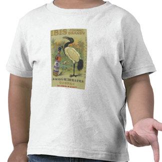 Coñac de Ibis - José Gautier y promo de Fils Camisetas