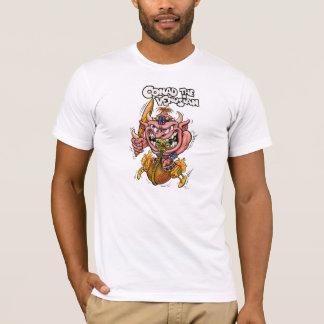 Conad the Venusian White T-Shirt