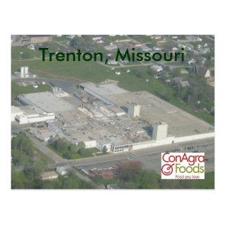 ConAgra Trenton Tarjeta Postal