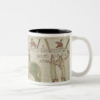 Conan, Duke of Brittany Two-Tone Coffee Mug