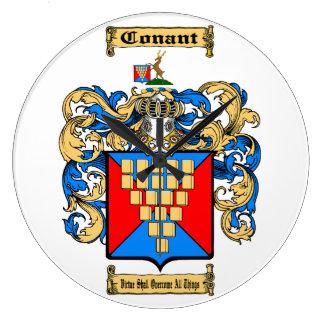 Conant Large Clock
