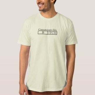 Concatenate this: T-Shirt