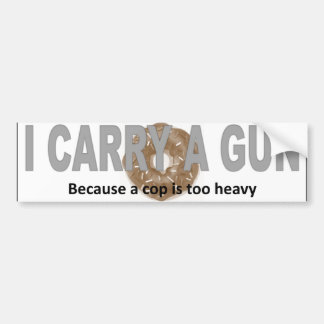 Conceal Carry Sticker