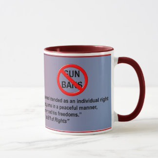 Concealed Carry Is An Individual Right Mug