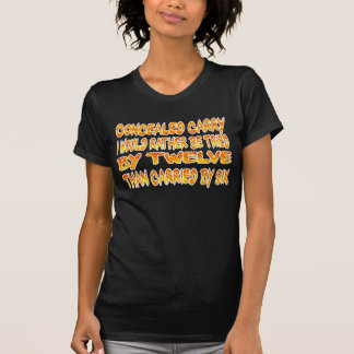 Concealed carry T Shirt. T-Shirt