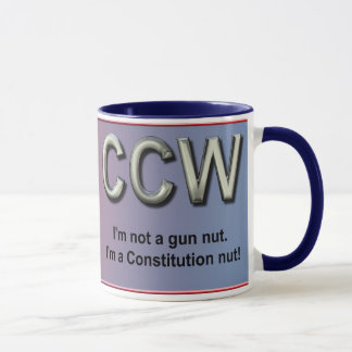 Concealed Carry & the Constitution Mug