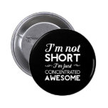 Concentrated Awesome 2 Inch Round Button