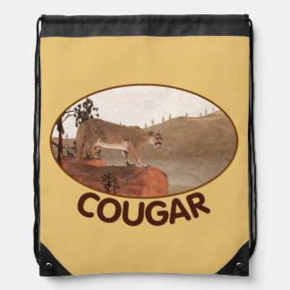 Concentration - Cougar Cinch Bags