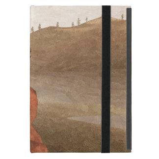 Concentration - Cougar iPad Mini Cover