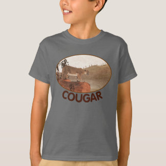 Concentration - Cougar T-Shirt