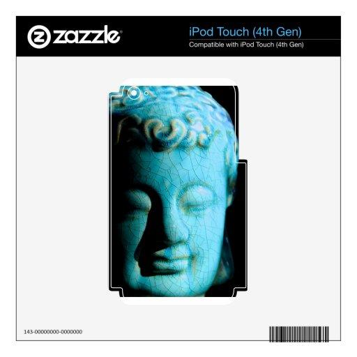 Concentre la mente iPod touch 4G skin