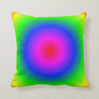 Concentric #10 pillow