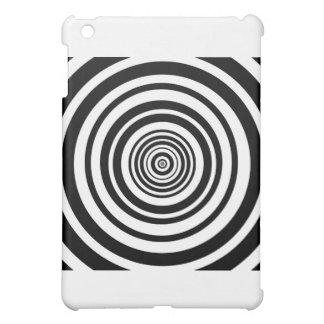 Concentric Circles Graphic Design Cover For The iPad Mini