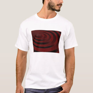 Concentric Circles T-Shirt for Binary Options Trad