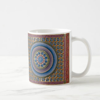 Concentric Illumination Coffee Mug