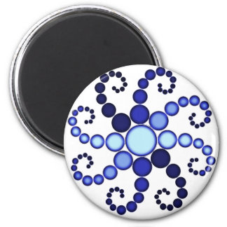 Concentric OCTO-Puss 2 Inch Round Magnet