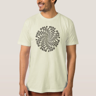 Concentric Text #2 T-Shirt