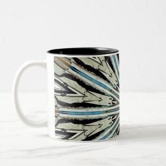Concentricity 3 Two-Tone coffee mug