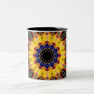 Concentricity 9 Two-Tone coffee mug