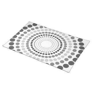 Concentricity American MoJo Placemat Cloth Placemat