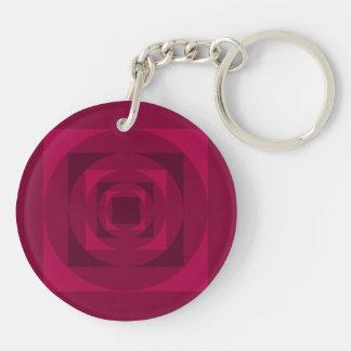 Concentrics Keychain