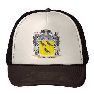 Concepcion Coat of Arms - Family Crest Trucker Hat