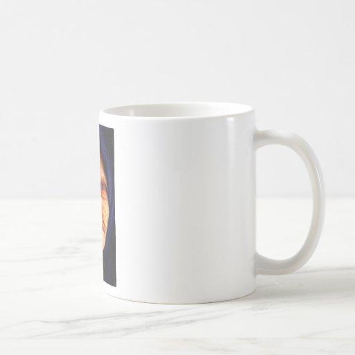 concept a monumental face mug