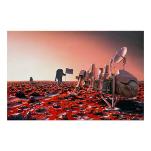 mission to mars concept art - photo #11